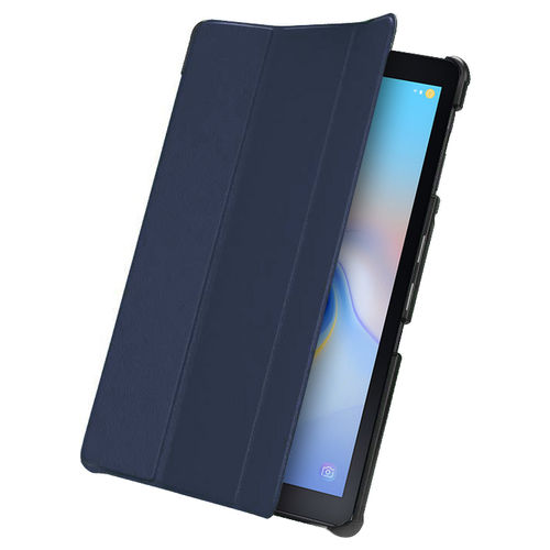 Trifold Smart Case Stand for Samsung Galaxy Tab A 10.5 (2018) - Blue
